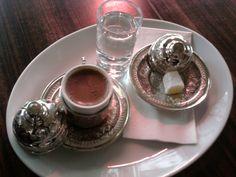 Turkish Coffee & Turkish Delight <3<3