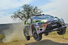 Ken Block WRC Mexico 2012  #auto #rally