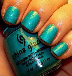 New nail color!