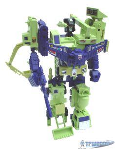 Transformers: Devastator (1985)