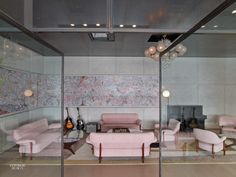 Bluarch Designs Top-Notch Interiors for NYC Club Spring Place