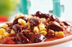 Így készül az eredeti mexikói chilis bab - Recept | Femina