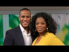 Oprah learns Sabbath is on Saturday from Adventist moviemaker - YouTube