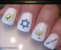 jewish nail art - Bing images