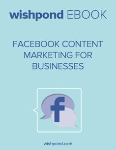 [Free Ebook] The Complete Guide to Facebook Content Marketing for Businesses