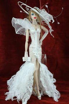Couture Doll Design Challenge: November 2010
