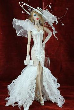 Couture Doll Design Challenge: November 2010