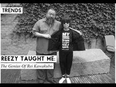Lyndley Trends: Rei Kawakubo