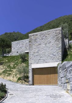 Gallery of Building in Brione / Wespi de Meuron Romeo Architects - 7