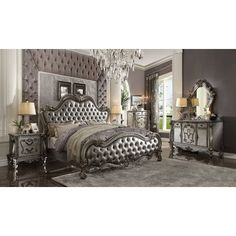 HD 5800 Bedroom Set Homey Design Victorian, European & Classic ...