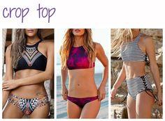Crop Top bikini