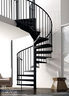 Scale in kit Tecno, Stairs, Kit, Home Decor, Banisters, Snails, Trendy Tree, Stairway, Decoration Home