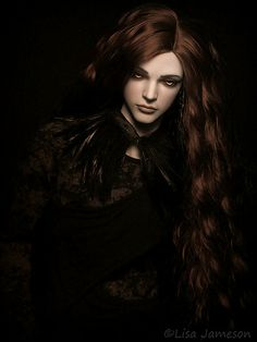 vampiressdoll:  Iplehouse Shane as Vampire Armand BJD by Pepstar's World on Flickr.