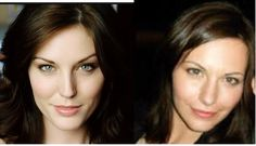 Mara Davi and Jill Flint - Mara Davi is on the Breva commercials, guest star on many shows and Jill Flint is on The Night Shift and Royal Pains