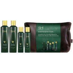 SHI : Gamme de soins naturels et botaniques pour les cheveux sensibilisés