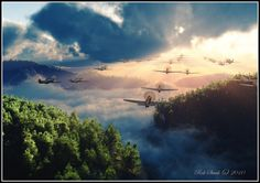 Flight For Glory by ~fizzoman on deviantART