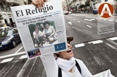 #adoptandoquesgerundio NOTICIÓN EN PRIMERA PLANA!!
