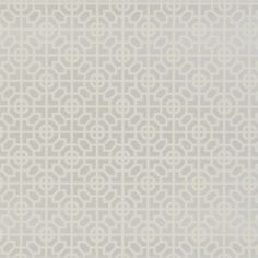 sussex - silver wallpaper | Designers Guild
