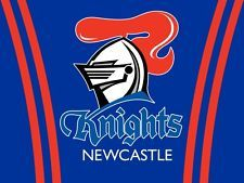 Newcastle Knights Edible Wafer Image Birthday Cake Decoration Topper