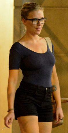 Hot Scarlett Johansson