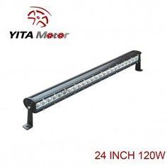 24 Inch 120W Single Row Off Road LED Light Bar Yita-B120-S2