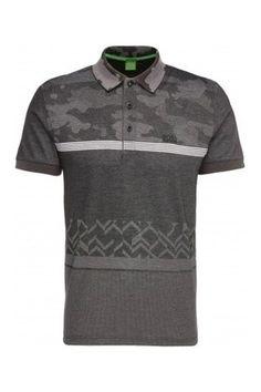 Hombre Polos - HUGO BOSS Camiseta Polo paddy 4 camouflage para hombre