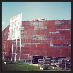 European Solidarity Centre in building | #ECS #Gdansk #Solidarnosc