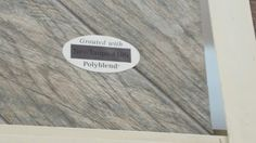 Porcelain tile chip repair. We just had brand new floor tile ...