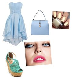 """""""Date 8"""" by savannah-harris-2005 on Polyvore featuring Maybelline"""