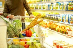 30 Easy Ways to Burn Fat in 30 Minutes (Without the Gym!) - 29. Grocery Shop with a Cart