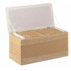 Woven Natural Nesting Storage Trunks- Free Shipping