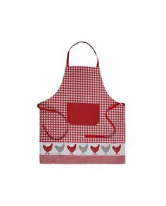 Delantal para cocinar y marcar estilo en la cocina. Un regalo perfecto para los más cocinillas de casa. Diferentes colores con la mejor calidad y a 5,90 €.