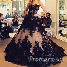 Ball gowns wedding dress, 2016 senior prom dress