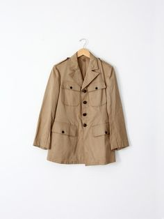 1930s US Military summer uniform - 86 Vintage