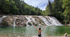 Bucket list : les plus belles chutes où te baigner cet été au Québec featured image List, Canada, Niagara Falls, Road Trip, Images, Nature, Destinations, Travel, Places To Visit