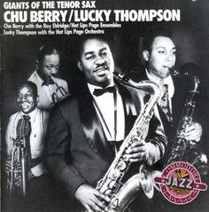 Lucky Thompson Album Covers