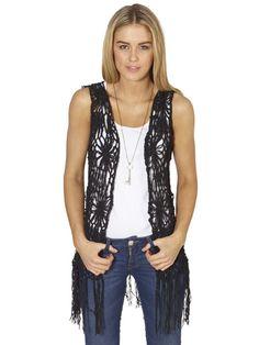 PATTERN ♥ballet Flower Loom Vest