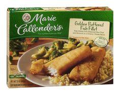 Marie Callender's Golden Battered Fish Fillet