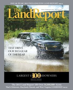 The Land Report | Winter 2015
