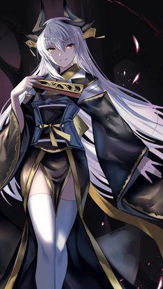 Art Anime, Chica Anime Manga, Anime Artwork, Anime Art Girl, Girls Anime, Kawaii Anime Girl, Manga Girl, Fantasy Characters, Female Characters