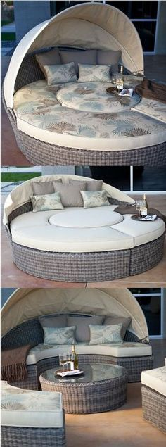 Beautiful Escapade Sectional Daybed   Great For Laying Out Or Entertaining! Ideas