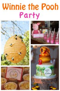Winnie the Pooh Party ideas