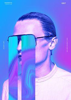 All things pastel iridescent kawaii vaporwave harajuko fairy kei poster design Web Design, Graphic Design Trends, Graphic Design Posters, Graphic Design Inspiration, Creative Design, Design Art, Art And Illustration, Magdiel Lopez, Photomontage