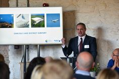 Carlisle Airport developments: Opportunities for Eden's visitor economy Stephen Smith, General Manager Carlisle Lake District Airport at the 2017 Eden Tourism Sumit