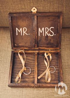 Ring Bearer Pillows Pillow Diy Wedding Rustic Things Dream Hotel Creative Ideas Ceremonies