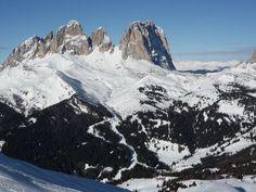 Si scia ancora sulle Dolomiti!