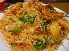 Chicken Dum Biryani Nawabi Style