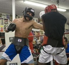 Jose Benavidez trains at the Wild Card Gym in Hollywood, California. Boxing Workout, In Hollywood, African, Tumblr, Gym, Dreams, Money, Superhero, Fitness