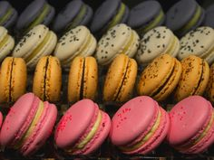 Do you know where to find the best macarons in Melbourne? #dessert #french #macaron
