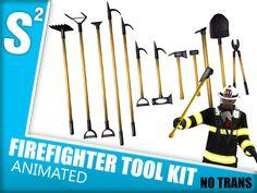 S2 Firefighter Tools Kit (Mesh)